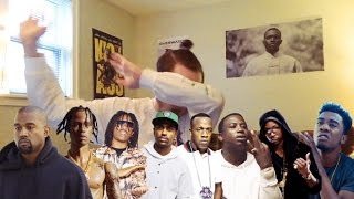 Kanye West - Champions / Round & Round (FIRST REACTION/REVIEW)
