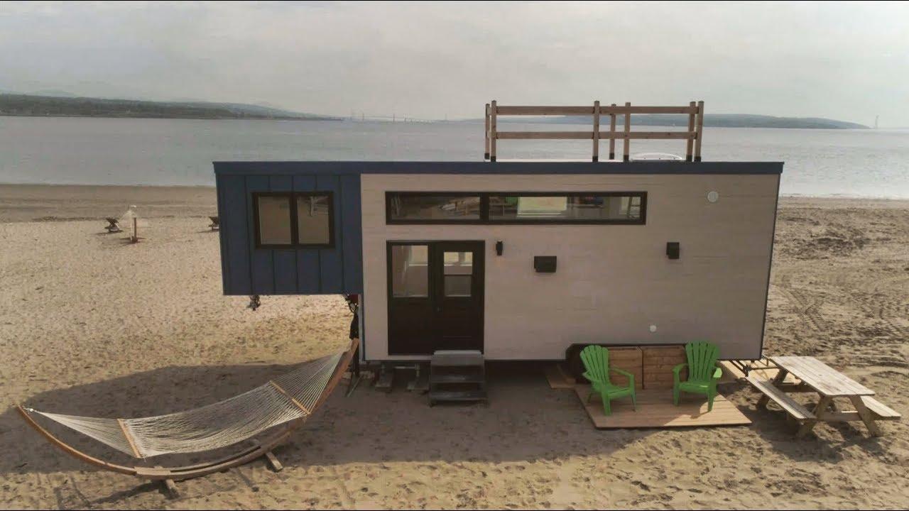 A Tiny House On The Beach