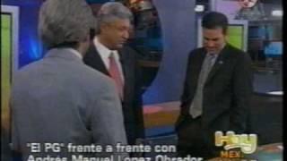 El peje y el señor López
