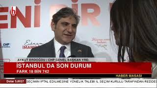 İstanbul sayımında son durum / Aykut Erdoğdu