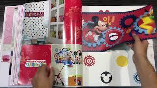 Детские обои York Disney. Обзор каталога