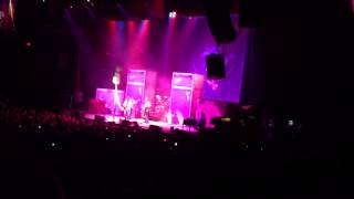 Neil Young and Crazy Horse perform Cinnamon Girl. Winnipeg, Nov.16.2012