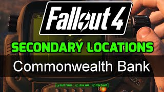 Secondary Locations : 15.04 : Commonwealth Bank