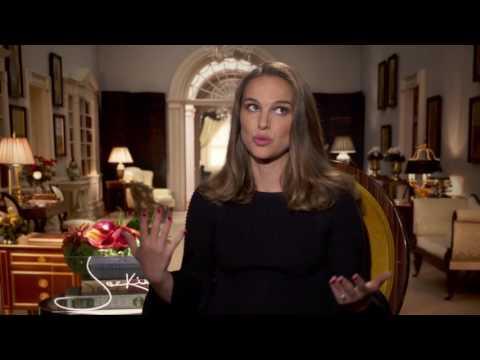 """Jackie: Natalie Portman """"Jackie Kennedy"""" Behind the Scenes Movie Interview"""
