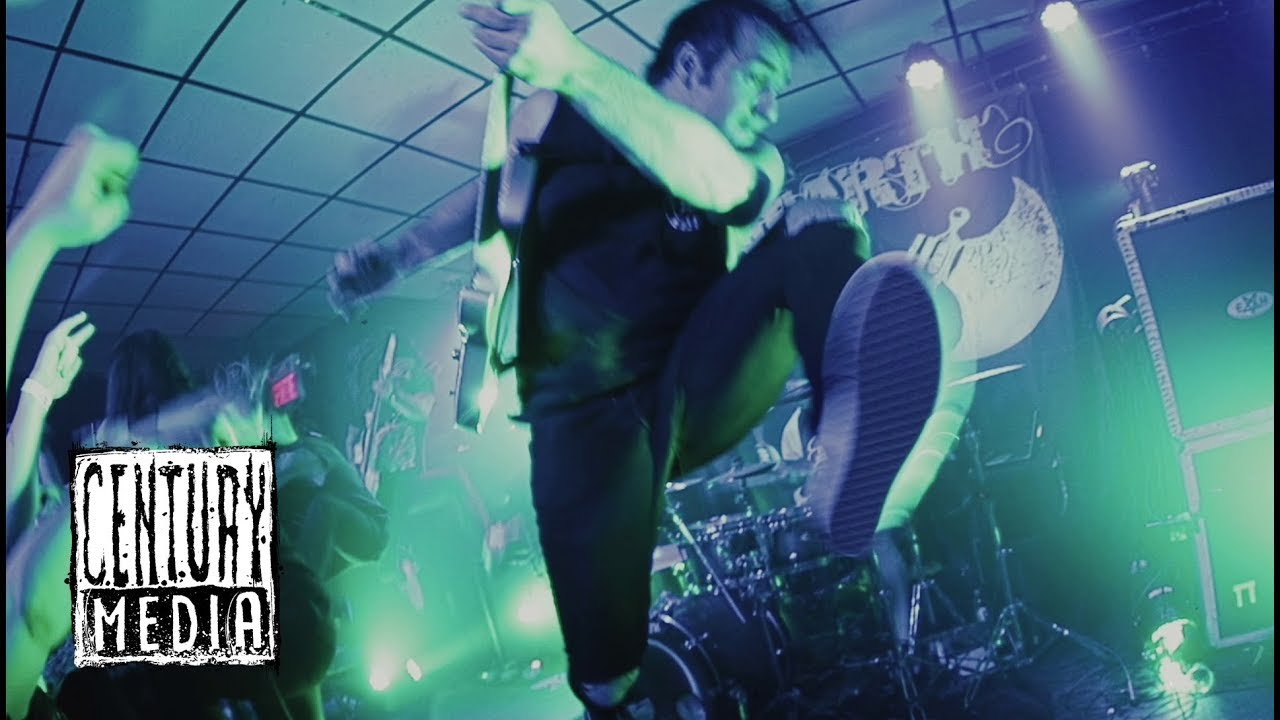UNEARTH — Incinerate (OFFICIAL VIDEO)