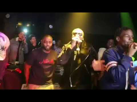 Corey Finesse - shawty got a thang - Live Performa ce