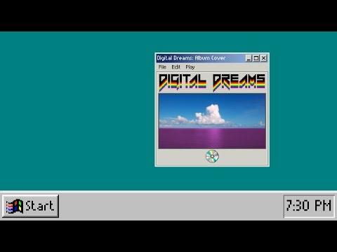 Dr.  Reverb - Digital Dreams [FULL ALBUM]