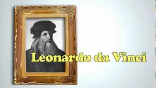 Famous Scientist - Leonardo da Vinci
