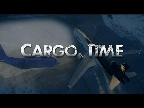 FSX Film - Cargo Time !