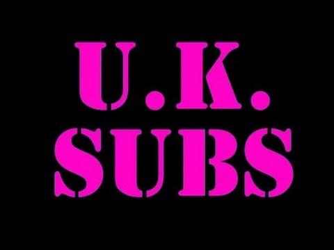 U.K.Subs @ 100 Club (Full Set) - 20.05.17