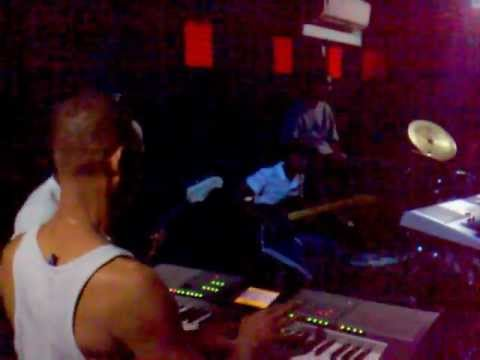 One and Only from mauritius(île maurice) Live in studio (House of Exile Lucky Dube)
