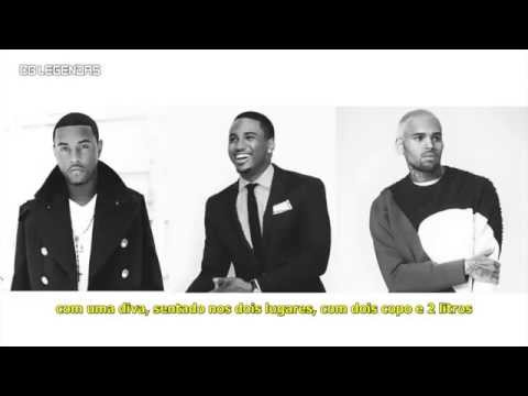 Jeremih, Trey Songz & Chris Brown - I Luv This Shit (Legendado/Tradução)