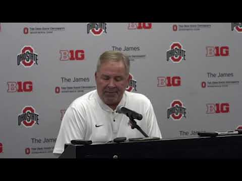 Kevin Wilson: Ohio State offensive coordinator previews Florida Atlantic