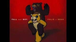 Fall Out Boy - She's My Winona (CD QUALITY) + Lyrics
