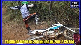 TRILHA DE MOTO NX 250 NX 150 NX 200 E XR 200