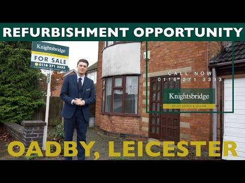 Foxhunter Drive, Oadby, Leicester - Knightsbridge Estate Agents