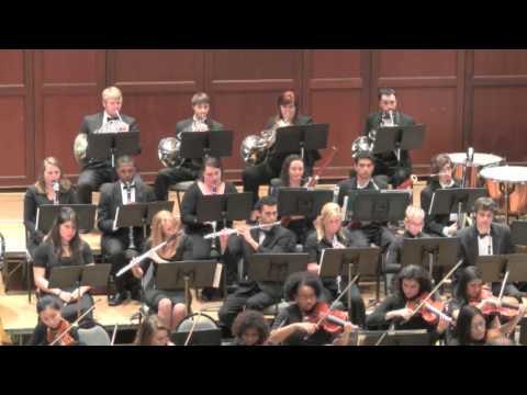 Hindemith Symphonic Metamorphosis (mvt 3) - flute solo: Bernardo Miethe
