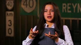 Sicario Day of the Soldado - Itw Isabela Moner (official video)