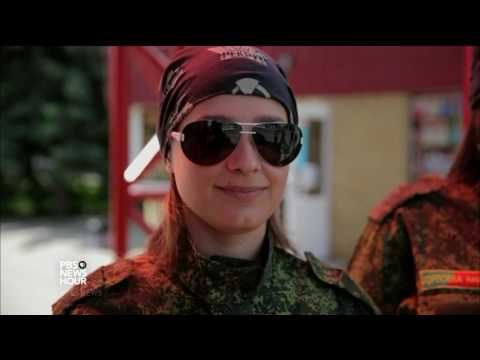Desire to break free from Ukraine keeps devastated Donetsk fighting