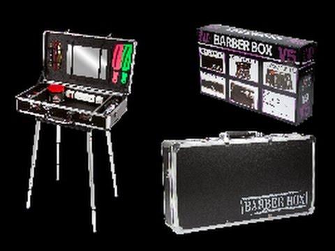 MD Barber Supply:Barber Box V5 Review - YouTube