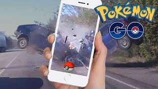 3 People Who Nearly DIED Playing Pokémon GO