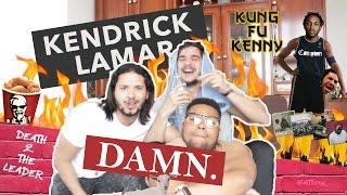 PREMIERE ECOUTE - Kendrick Lamar - DAMN.