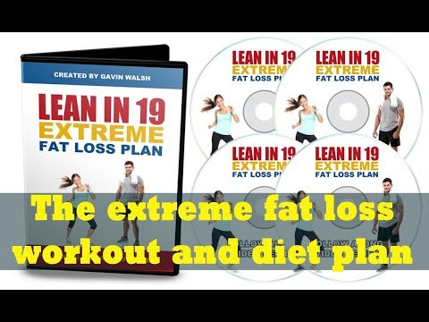 Lean in 19 Review - The extreme fat loss workout and diet plan