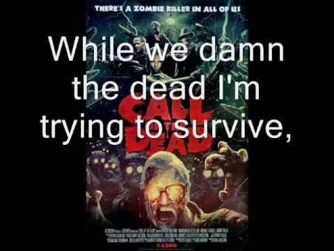 Call of the dead easter egg song lyrics.