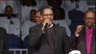 COGIC 109th Holy Convocation Elder Orin Boyd and the COGIC Mass Choir 2016 HD!