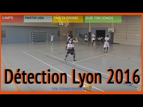Détection USA basket Lyon match 5 matin
