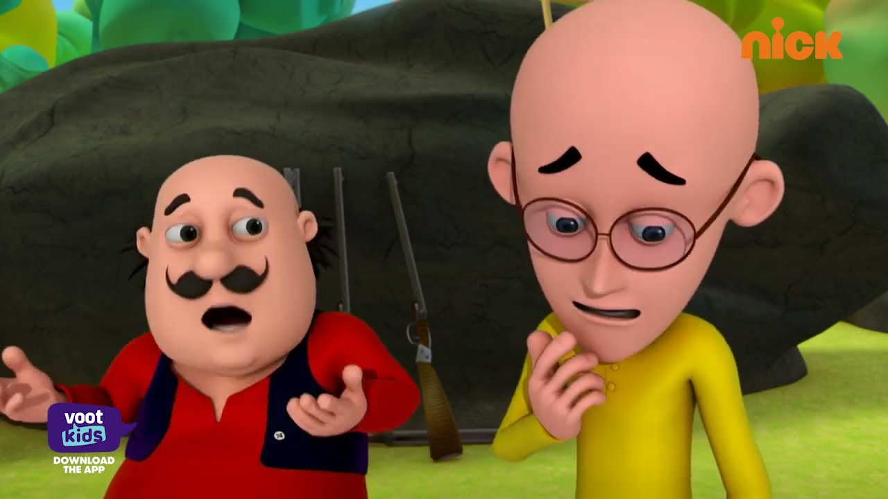 Motu Patlu | मोटू पतलू S1 | Chingum Hi Chingum | Episode 243 Part 1 | Voot Kids