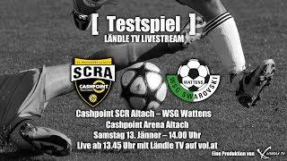 LIVE: Cashpoint SCR Altach vs. Swarovski WSG Wattens