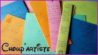 Choup'artiste - Vive l'encre de chine \o/