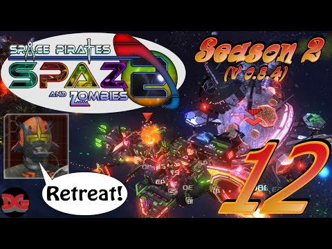 Space Pirates and Zombies 2 ► Let's Play Season 2 - Ep 12 ► Bandit Purge! (1440/60)