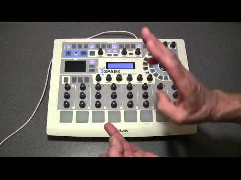 Arturia Spark Review-4: Hardware controller tutorial