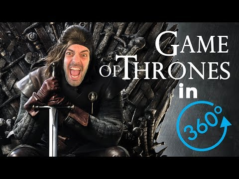 ? Game of Thrones in 360° ✦ Live Play at Linq in Vegas ✦ Slot Machine Pokie - 동영상