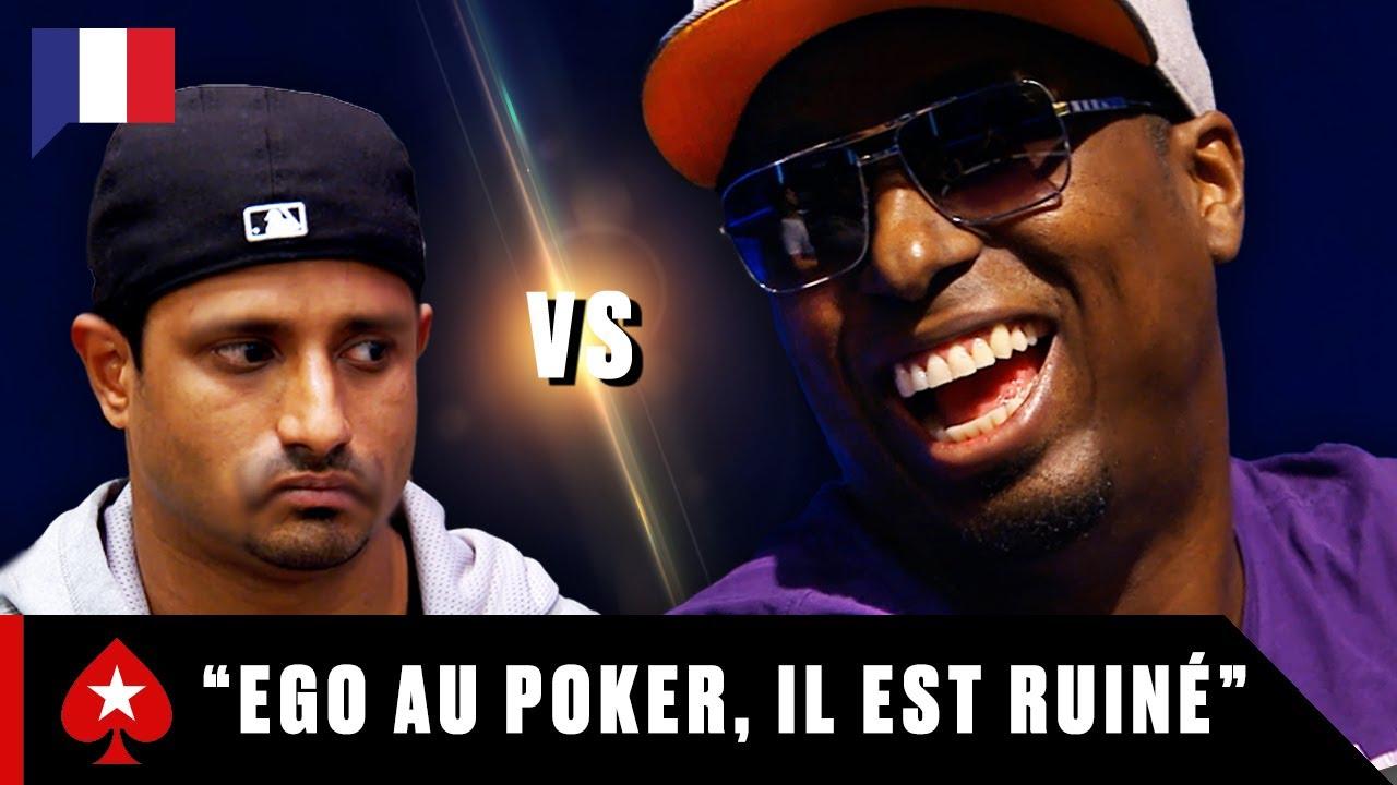 DEUX JOUEURS DE POKER SE PROVOQUENT ♠️ Poker: Rivalités ♠️ PokerStars en Français