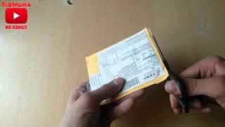 Распаковка посылок из Китая №3,4.