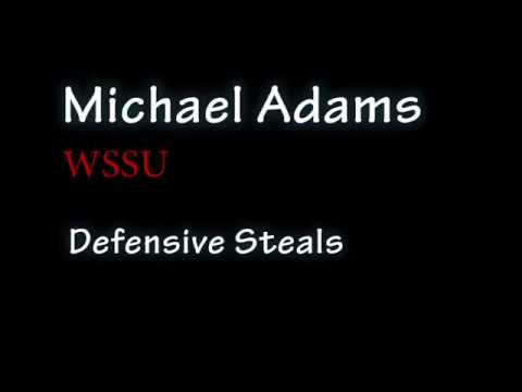 Defensive Steals Tape   Michael Adams