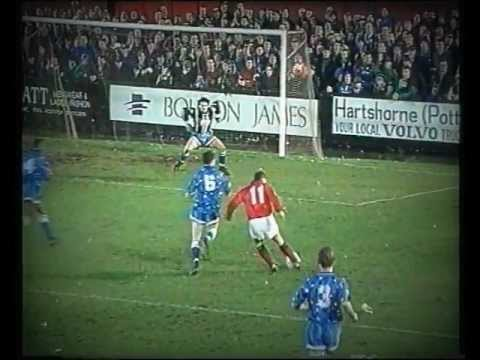 Carlisle United. - There's only one United. - Championship season 1994/95