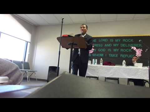 Zotung Christian Church Dallas,Tx.-----Saya Van Bawi.