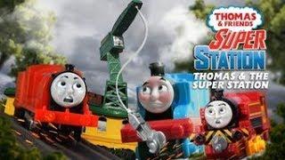 Cranky's Crisis! | Thomas & the Super Station #2 | Thomas & Friends thumbnail
