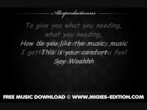 Omarion ft Lil Wayne - Comfort (Lyrics) [Migies-Edition.Com]