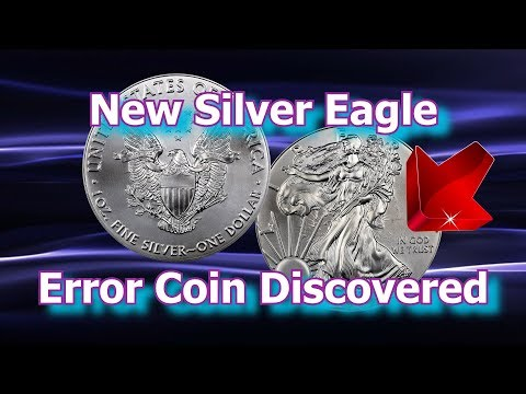 New Major Silver Eagle Error Coin Discovered