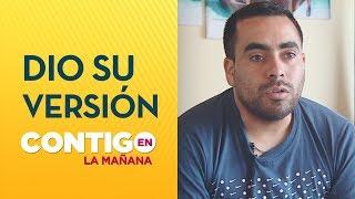 TESTIMONIO: Carabinero que pidió matrimonio fue condenado por tortura - Contigo En La Mañana