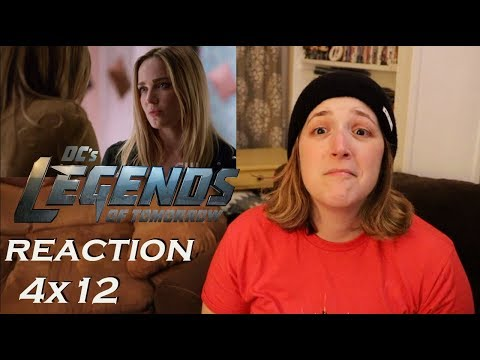 "Legends of Tomorrow Reaction 4x12 ""The Eggplant, The Witch, and The Wardrobe"""