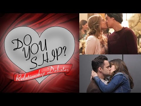 Who is the best TV couple, Nick & Jess or Betty & Jughead - Do You Ship?