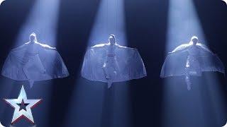 Code 3 run the dance world for a spot in the Final   Semi-Final 5   Britain's Got Talent 2017