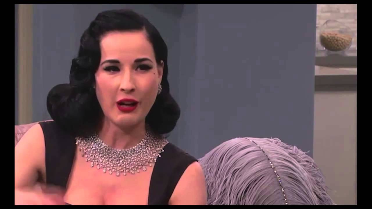 Dita Von Teese Discusses Her Marriage To Marilyn Manson