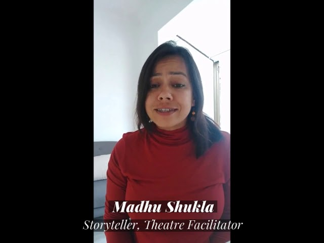 Story Vlog 9 The Athiest Grandmother by Madhu Shukla
